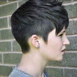 is pixie cut hair ok for cheeks 20 simple easy pixie haircuts for round faces short