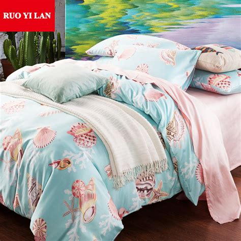 seashell comforter set popular seashell bedding buy cheap seashell bedding lots