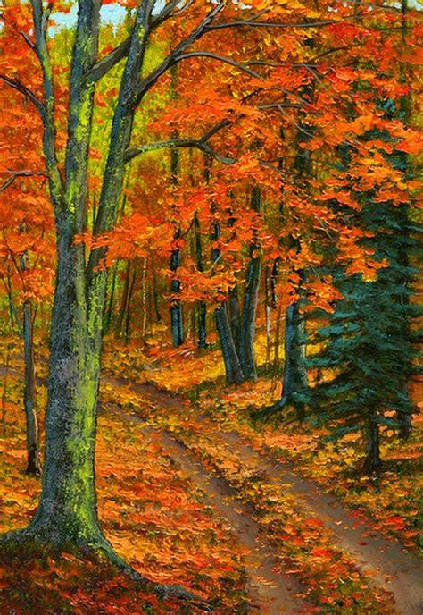 imagenes de paisajes oleo im 225 genes arte pinturas paisajes de oto 241 o pinturas al