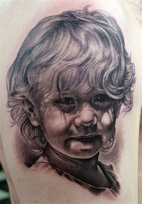 portrait tattoo artists 70 portrait tattoos done by talented artists