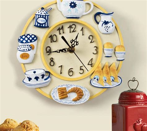 decorative kitchen wall clocks kitchen wall clocks as a decorative technique in the