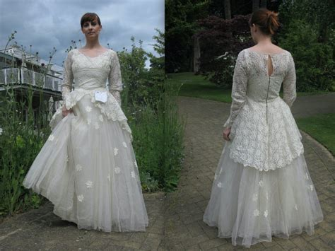 Ebay Wedding Dresses by Vintage Wedding Dress On Ebay With Sweet Note Goes Viral