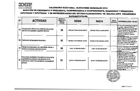 convocatorias nacionales 15 sicoes bolivia sicoescombo convocatoria elecciones generales 2014 resoluci 243 n tse rsp