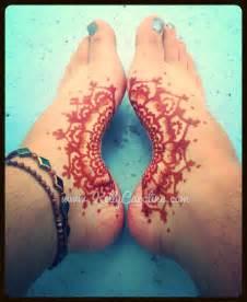 floral henna feet tattoo kelly caroline
