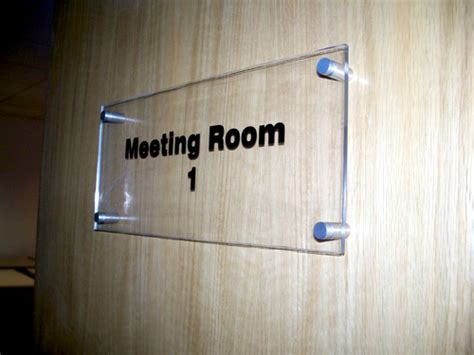 conference room signs meeting signs place signs