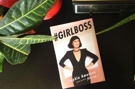 Girlboss Amorusa weekend read girlboss