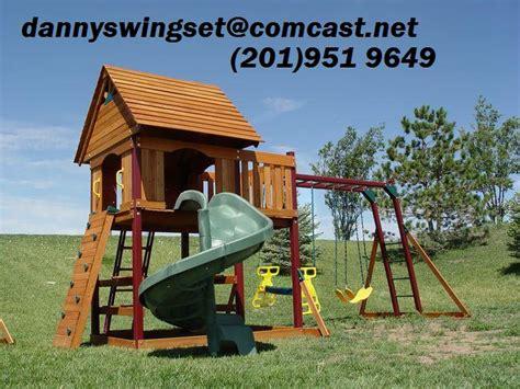 swing set installation nj swing set installation nj playset installer cedar summit