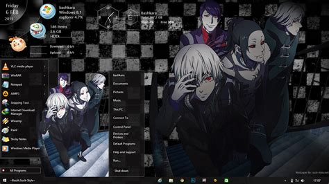 download themes for windows 7 tokyo ghoul download theme windows 8 8 1 tokyo ghoul by bashkara