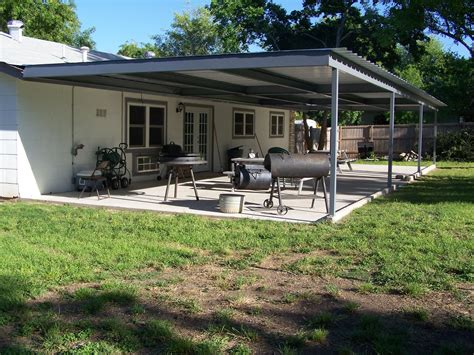 patio awning metal 55x20b carport patio covers awnings san antonio best prices in san antonio