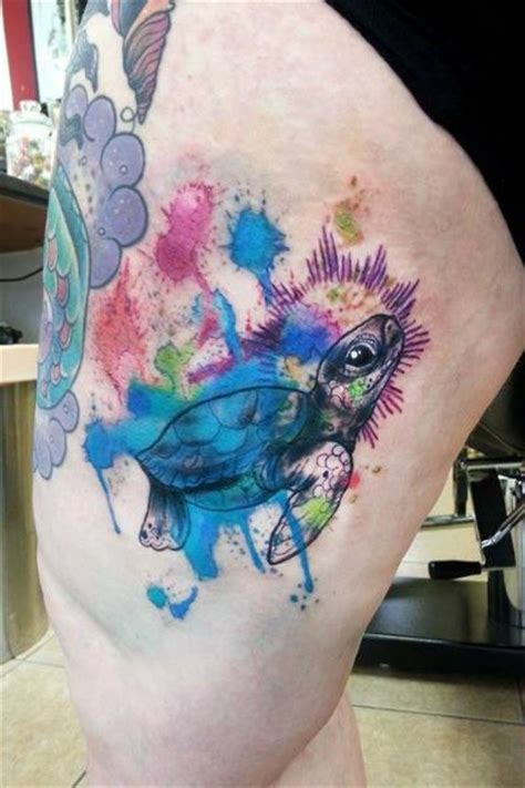 watercolor tattoo turtle 93 best images about tattoos on watercolors