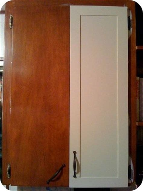 kitchen cabinet doors refacing best 25 cabinet door makeover ideas on pinterest