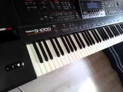 Keyboard Roland G 600 roland g1000 em2000 箘zmit gaydas箟
