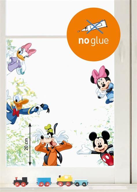 Fenstersticker Kind by Kinder Fenstersticker Mickey Mouse Und Seine Freunde Kaufen