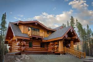 log homes for in custom log homes picture gallery bc canada