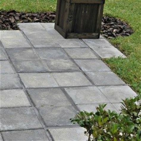 Staining Patio Pavers Tutorials