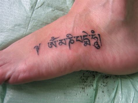 om mani padme hum wrist tattoo 69 best images about on