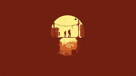 imgur wallpaper video game minimalist last of us wallpaper