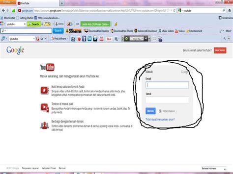 cara membuat akun di youtube ryankoko cara memasukan video ke youtube ryankoko