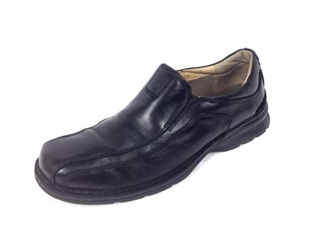 loafer for sale clarks shoes mens 9 5 black leather loafers for sale
