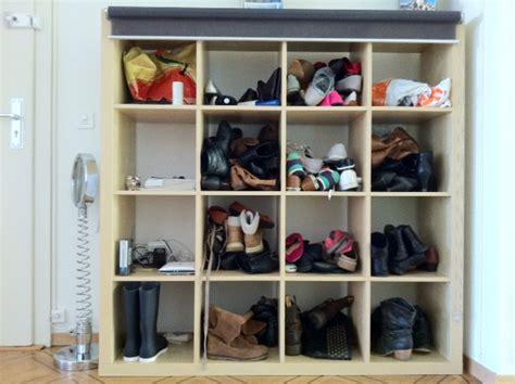 roomy shoe storage ikea hackers ikea hackers