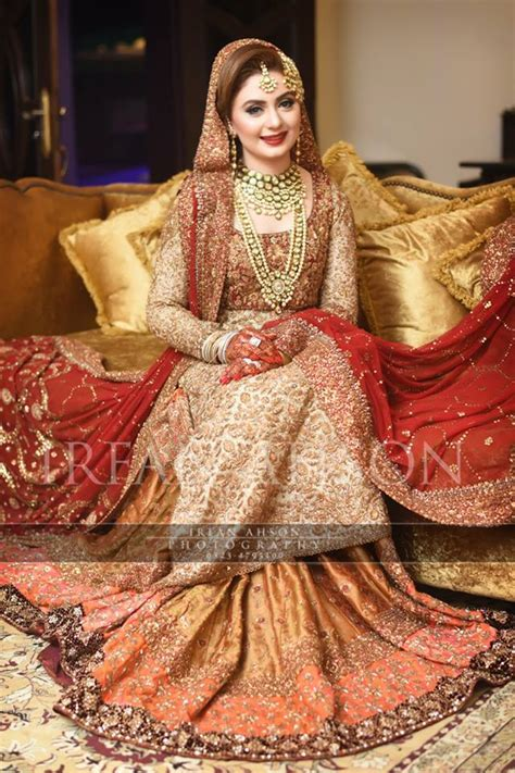 Best Bridal Wedding Dresses in Pakistan 2017 18 with Pictures