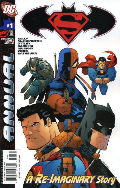 Superman Batman Volume 2 Tp 1 image superman batman annual vol 1 1 jpg dc comics database wikia