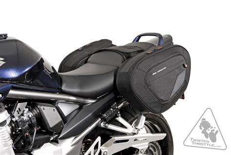 Suzuki Bandit Luggage Sw Motech Blaze Sport Saddlebag System Suzuki Gsx650f 07