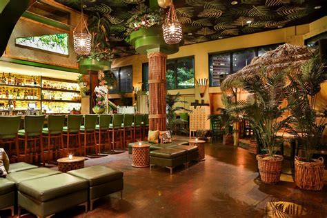 Hawaiian Style Bar Stools by The Tiki Est Tiki Bars In The Bay Area