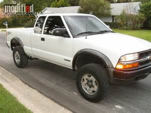 Chevrolet S 10 For Sale 2003 Chevrolet Chevy S 10 Toyota 4x4 S 10 Zr2 For Sale