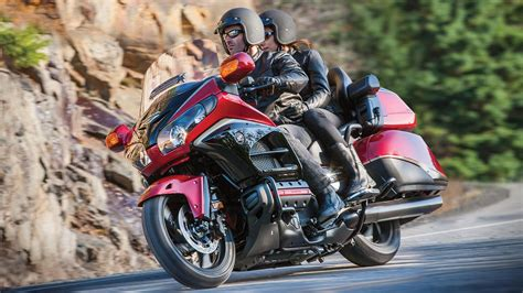 gold motorcycle 2016 honda gold wing gl1800 audio comfort review