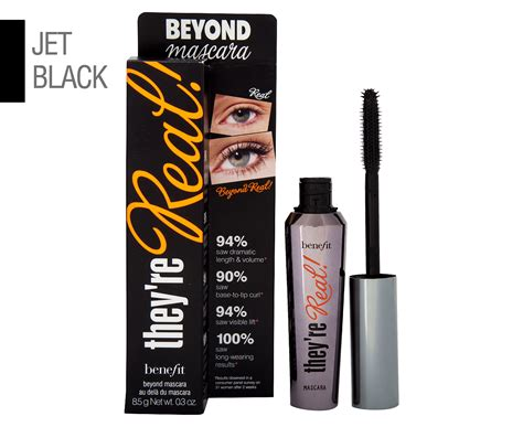 Benefit Lash Mascara 8 5g benefit they re real beyond mascara 8 5g scoopon shopping