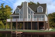 Lake House House Plans Lake House Plans Coastal Home Plans