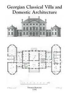 Georgian Architecture Floor Plans by 190 Georgian Arch Jpg 858 215 1 207 Pixels Floor Plans
