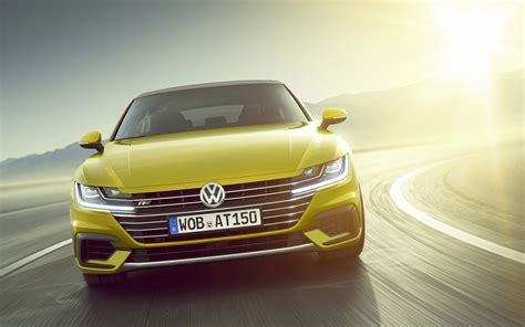 volkswagen arteon r line 2017 volkswagen arteon r line wallpapers hd wallpapers