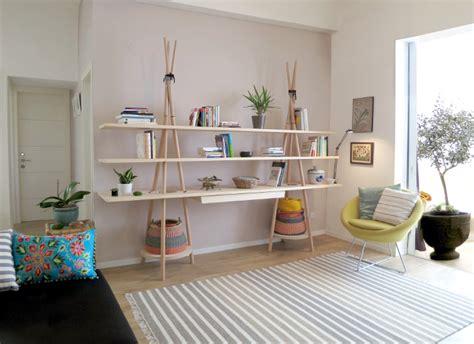 Modular Bookshelf System Tipi L 233 Tag 232 Re Bureau Par Assaf Israel Blog Esprit Design