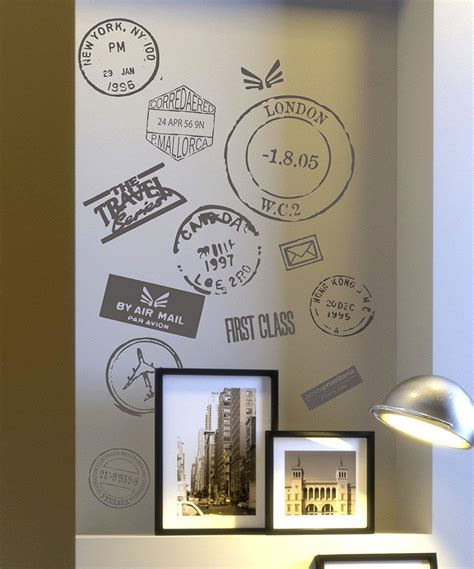 travel wall art travel st vinyl wall decals for my travel room would