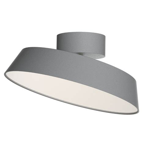 grey ceiling light nordlux alba led ceiling light grey