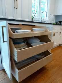 Roll Out Drawers For Kitchen Cabinets by Kitchen Pull Out Drawers Underneath You Can Open Up The