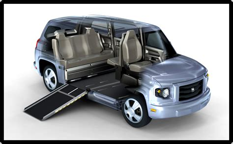 Rollstuhlgerechtes Auto by Wheelchair Accessible Vehicles Mobility Vehicles Html
