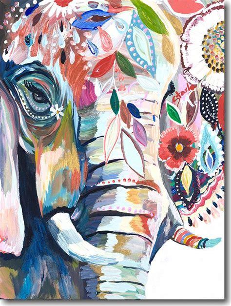 paint nite elephant ein katalog unendlich vieler ideen
