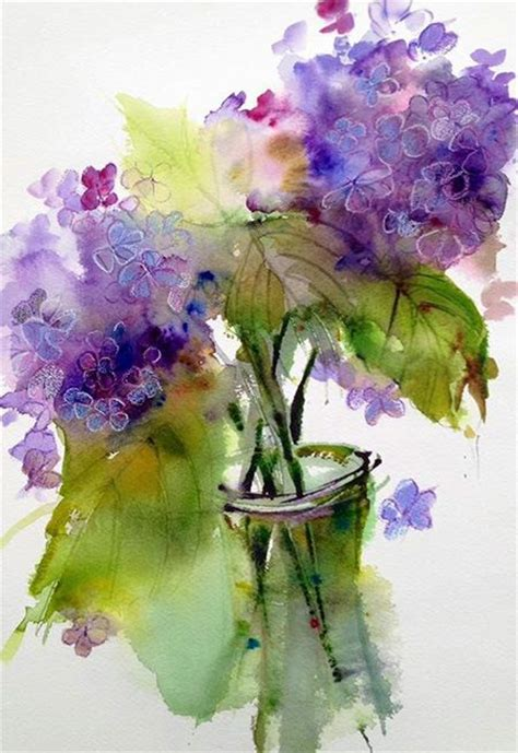 expand your knowledge with watercolor painting ideas homesthetics inspiring ideas for your home