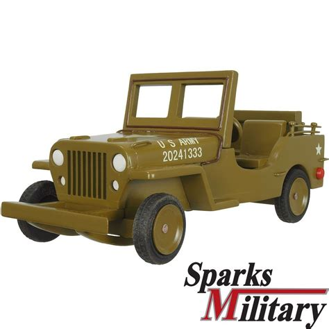 jeep wood box hugo koch us willys jeep wooden collectible