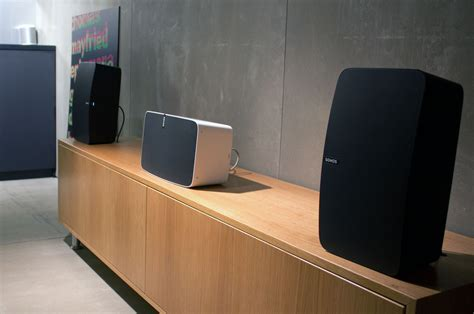 how to add a room on sonos sonos redesigns its play 5 announces trueplay room tuning software