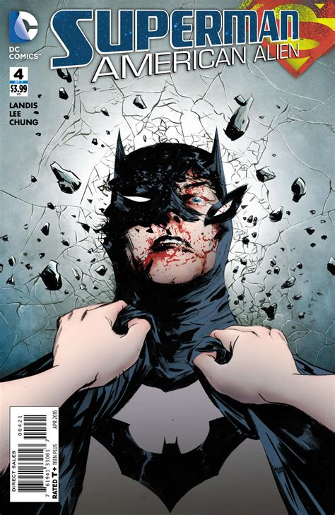 The Greatest American Vs Superman Superman American 4 By Max Landis Jae Review Comics Reviews Superman Paste