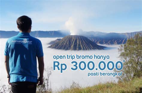 Paket Open Trip Bromo open trip bromo midnight murah paket wisata bromo tour 300k