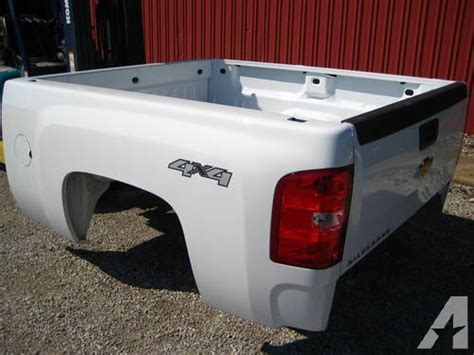 take off truck beds for sale chevrolet silverado 6 5 shortbed truck bed 1500 2500 3500 hd white for sale in