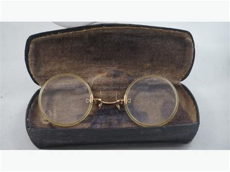 Nose Clip Original 4u2c antique nose clip spectacle glasses gloucester ottawa