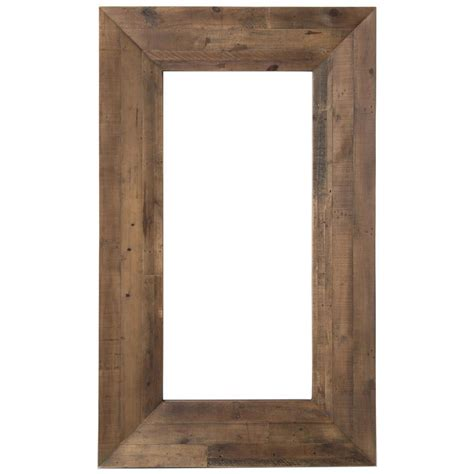 rustic mirrors nevada rustic lodge reclaimed wood wall mirror