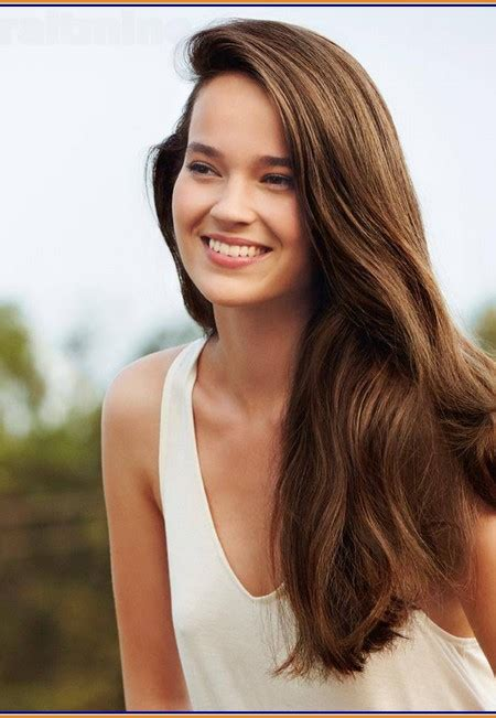 20 chestnut brown hair colors you want to plagiarize