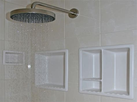 Where To Buy Cheap Home Decor Online bathroom niche recessed shower shampoo niche pictures of